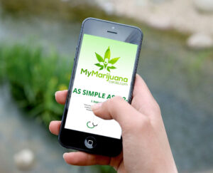 Get approved for medical marijuana from your phone