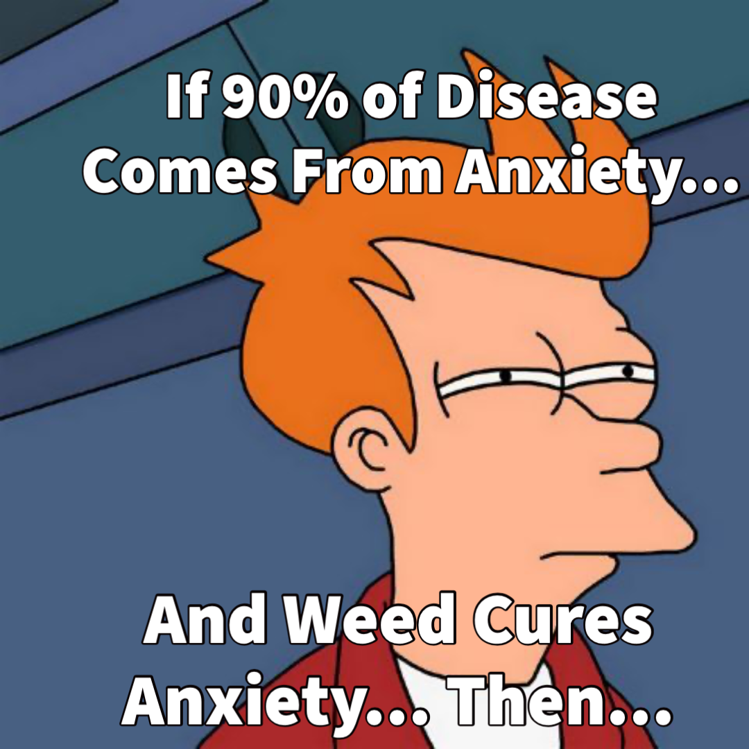 Fry Says: Get Your Medical Card Now