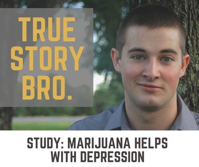 marijuana depression