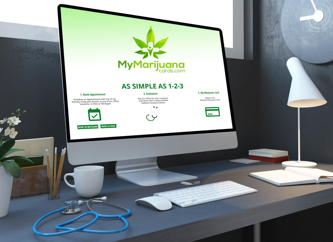 Get approved for medical marijuana from home