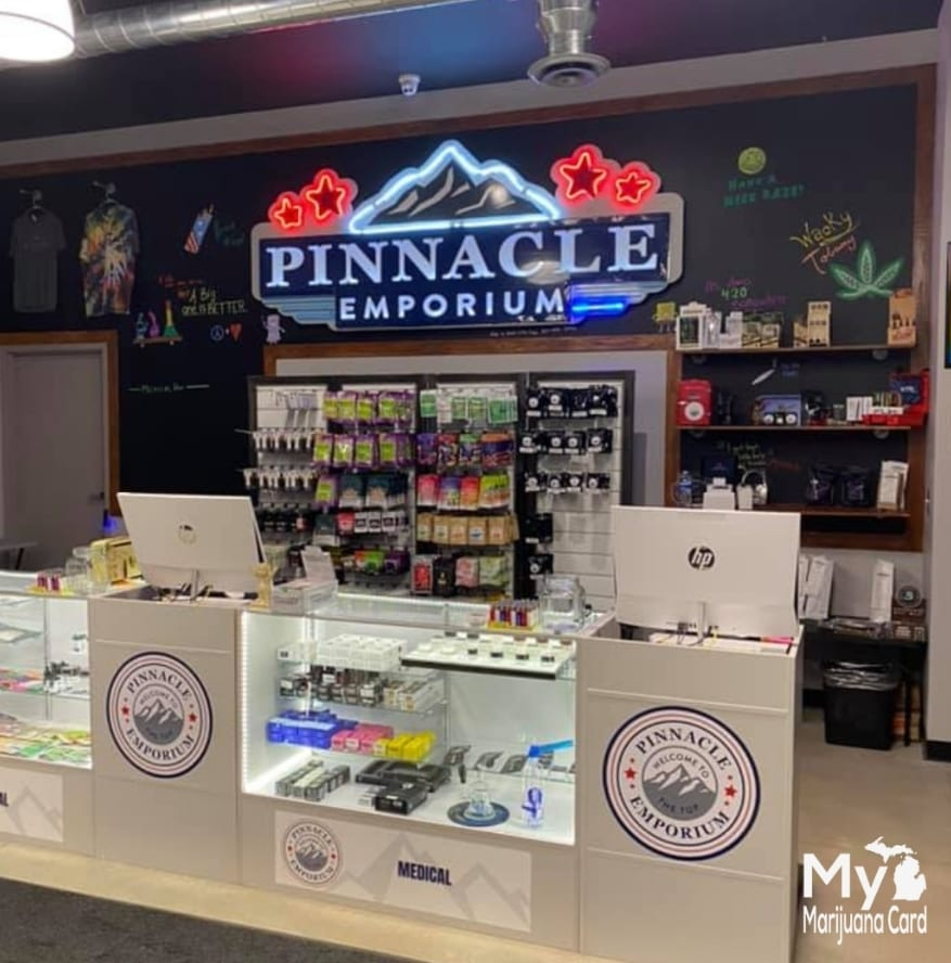 Michigan Owned Dispensary Pinnacle Emporium Debuts New Location