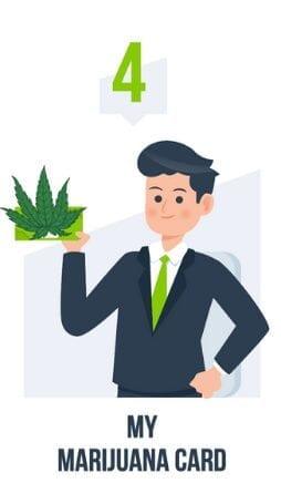 My Marijuana Mobile Steps