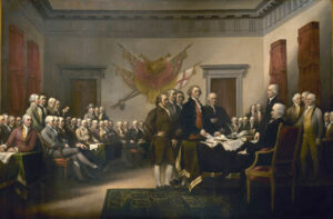 The Declaration of Independence was Written on Hemp