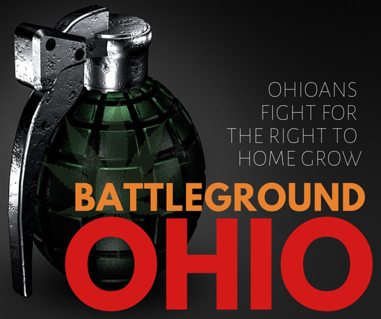 Ohio Medical Marijuana patients and advocacy groups prepare to fight for their right to grow pot in their homes.