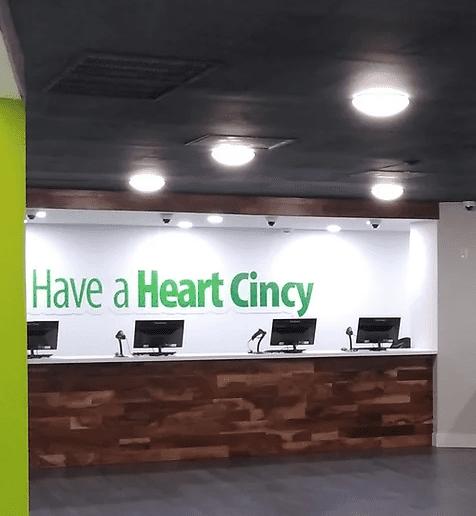 HAVE A HEART CINCINNATI